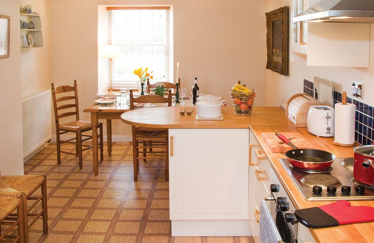 Haughton Castle - White Lodge is located in Haughton Castle