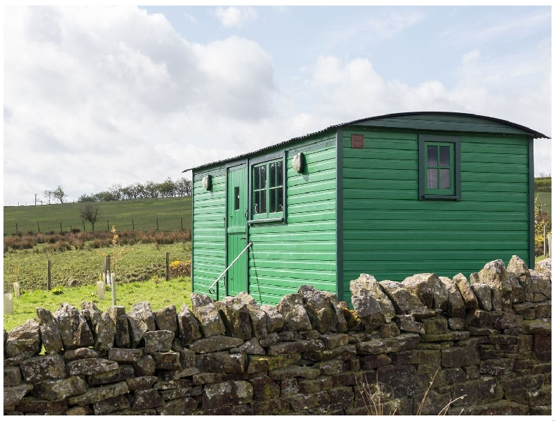 Click here for more about Peat Gate Shepherd's Hut