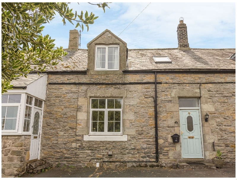 Click here for more about Bowsden Hall Farm Cottage