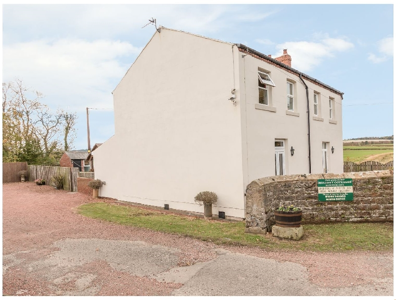 Click here for more about St Cuthbert's Cottage