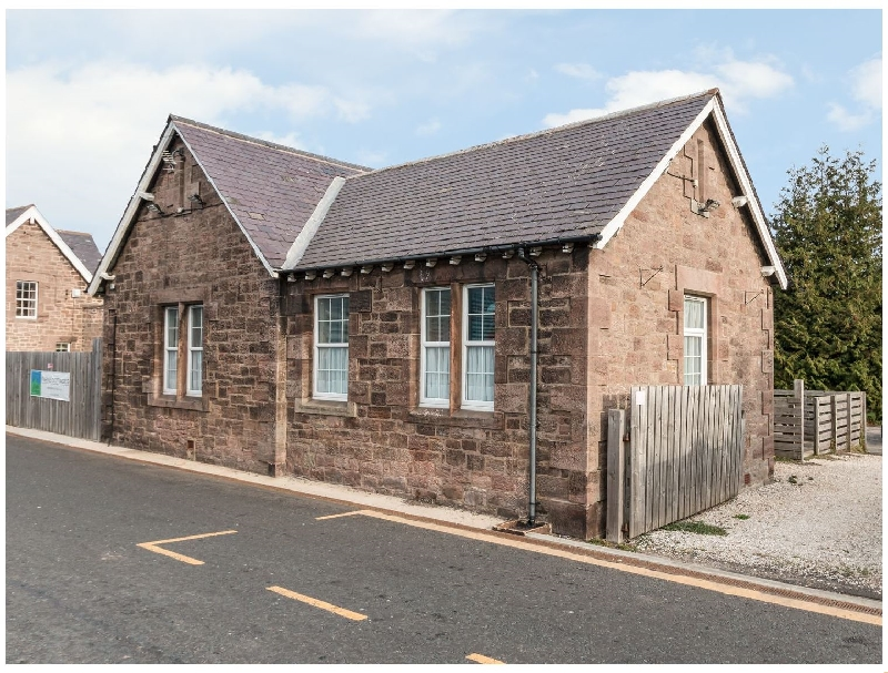 Click here for more about Cuthbert's Cottage