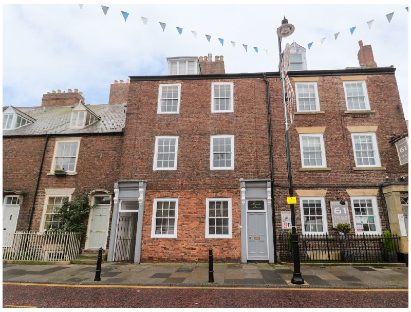 Click here for more about Lovatt House Apartment Tynemouth