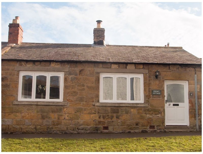 Click here for more about Peewit Cottage